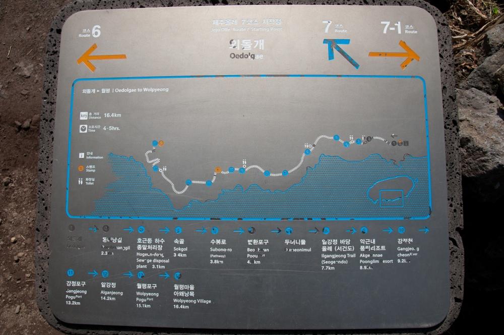 Korea Trip 2011 Day 5 – Jeju Olle Route 7 (2/6)