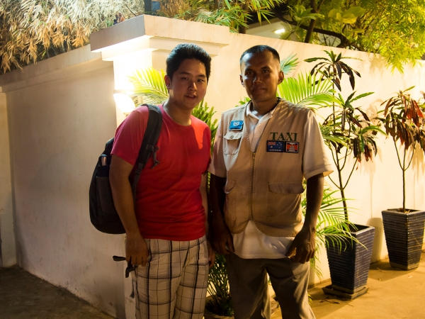 First Person I Met In Cambodia, Vai