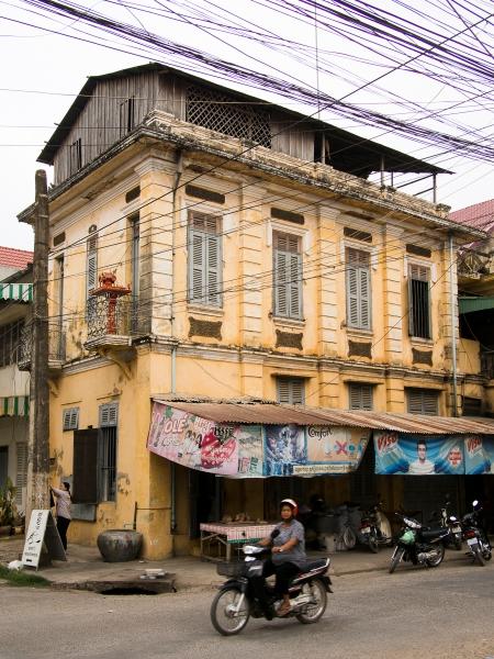 Heritage Building in Battambang