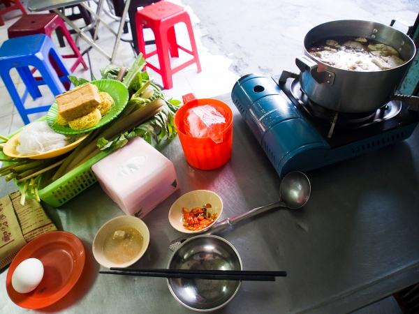 Vietnamese Hotpot - Don't Touch the Egg!
