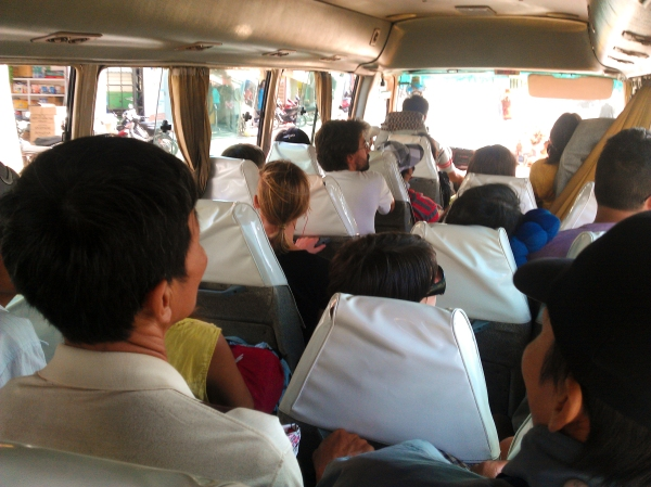 Vietnamese Bus Driver from Hell