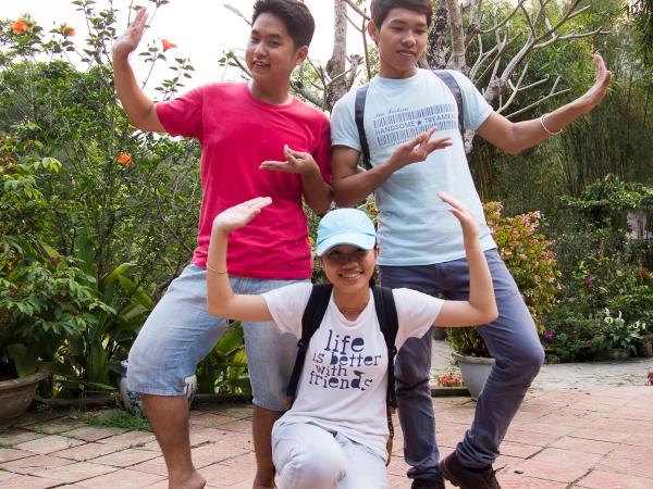 Learning Thai Dance in Vietnam