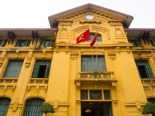 Legacy of the French Indo-China Era